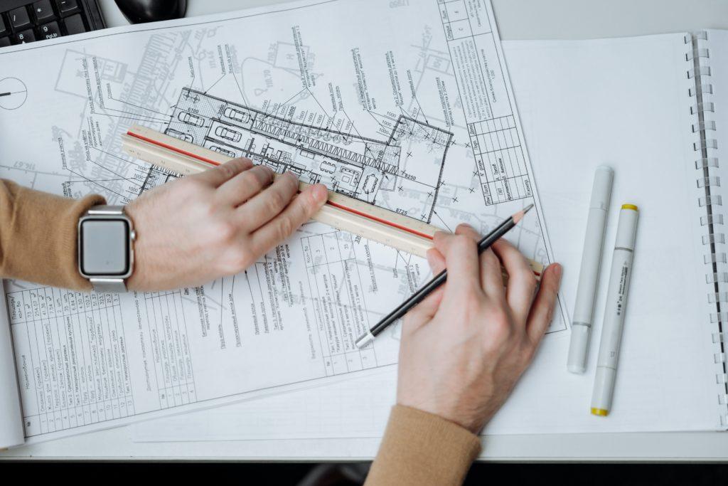 nota de corte arquitectura